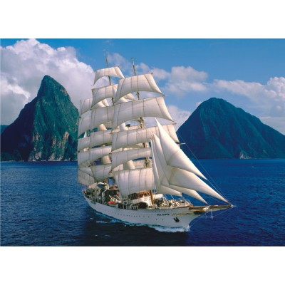 Puzzle Perre-Anatolian-1006 Sea Cloud II