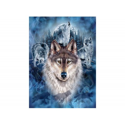 Puzzle Perre-Anatolian-1079 Wolf Team