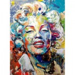Puzzle  Perre-Anatolian-1095 Marilyn II