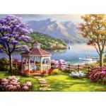 Puzzle  Perre-Anatolian-3949 Crystal Lake Retreat