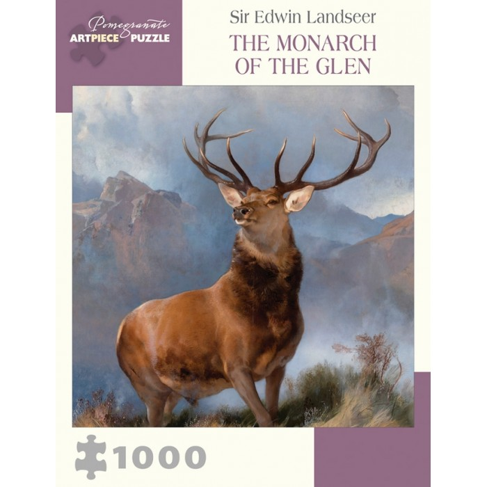 Sir Edwin Landseer - The Monarch of the Glen