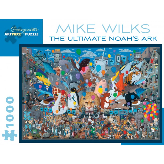 Mike Wilks - The Ultimate Noah's Ark, 1990–1992