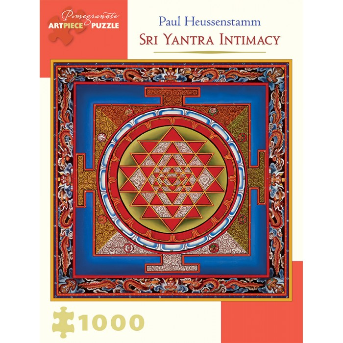 Paul Heussenstamm - Sri Yantra Intimacy