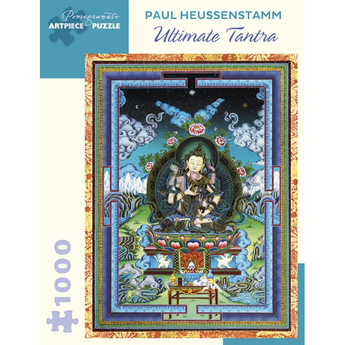 Paul Heussenstamm - Ultimate Tantra