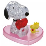 3D Puzzle - Snoopy in Love