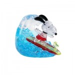 Crystal Puzzle - Snoopy Surfing