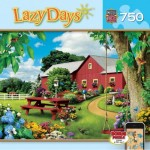 Puzzle   Alan Giana - Lazy Days - Picnic Paradise