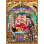 Puzzle   Book Box - Sleeping Beauty