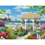 Puzzle  Master-Pieces-31653 XXL Teile - Oceanside View