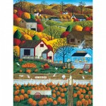 Puzzle  Master-Pieces-31676 XXL Teile - Autumn Morning