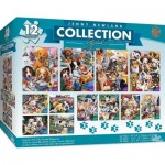 Master-Pieces-31719 12 Puzzles - Jenny Newland Collection