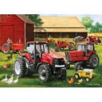 Puzzle  Master-Pieces-71328 Farmall