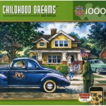 Puzzle  Master-Pieces-71466 Childhood Dreams - Homecoming