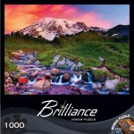 Puzzle  Master-Pieces-71599 Alpine Sunrise