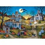 Puzzle  Master-Pieces-71823 Three Little Witches