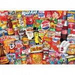 Puzzle  Master-Pieces-71833 Flashback - Mom's Pantry