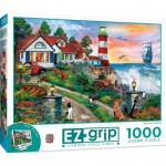 Puzzle  Master-Pieces-72132 XXL Teile - Lighthouse Keepers