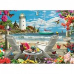 Puzzle  Master-Pieces-81739 Coastal Escape