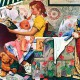 Norman Rockwell: The Babysitter
