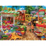 Puzzle   Sale on the square