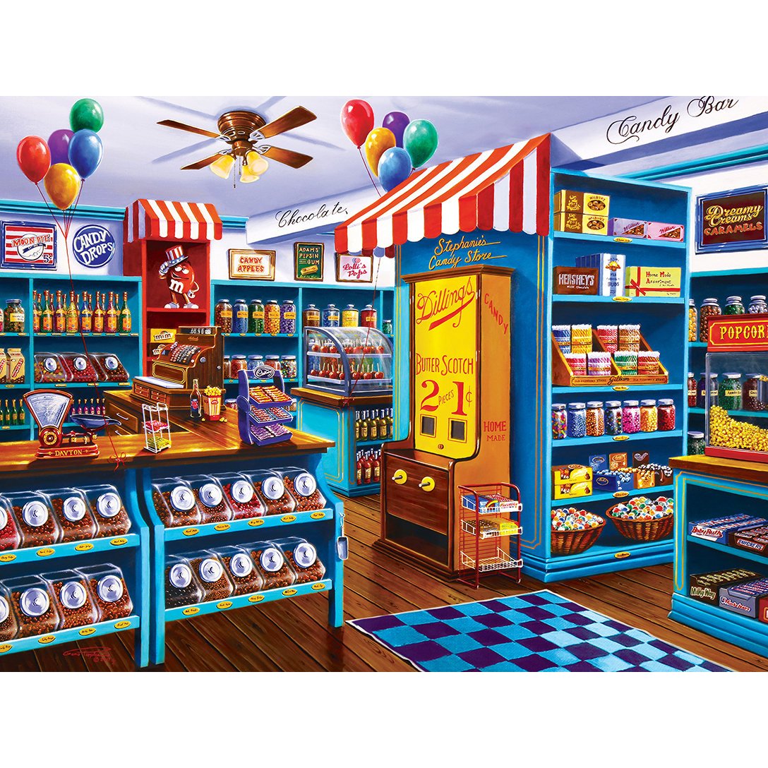Candy Shop Online