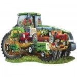 Puzzle   Tractor