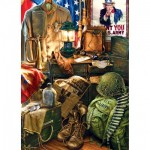 Puzzle   U.S. Army Men of Honor