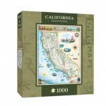 Puzzle   Xplorer Maps - California