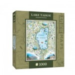 Puzzle   Xplorer Maps - Lake Tahoe
