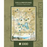 Puzzle   Xplorer Maps - Yellowstone