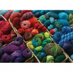 Puzzle  Cobble-Hill-51702 Plenty of Yarn
