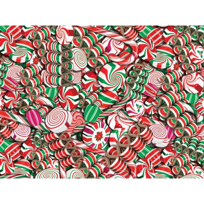 Puzzle Cobble-Hill-52094 XXL Teile - Holiday Candy