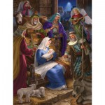 Puzzle  Cobble-Hill-54618 Holy Night