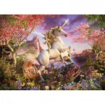 Puzzle  Cobble-Hill-54634 XXL Teile - Realm of the Unicorn