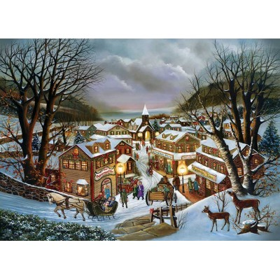 Puzzle Cobble-Hill-80312 I Remember Christmas