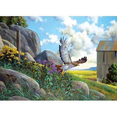 Puzzle Cobble-Hill-85064 XXL Teile - Take Off