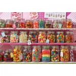 Puzzle  Cobble-Hill-89008 Candy Store