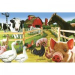 Puzzle   Farmyard Welcome