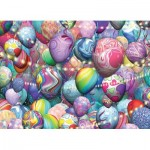 Puzzle   XXL Teile - Party Balloons