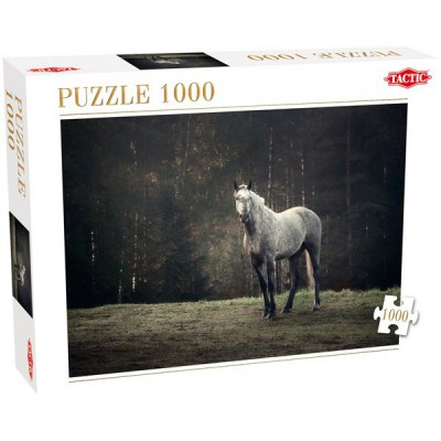Puzzle Tactic-40900 Allein