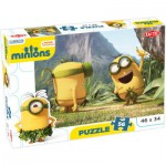 Puzzle  Tactic-53102 Minions