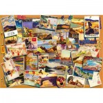 Puzzle  Jumbo-11166 Garry Walton - Wish You Were Here