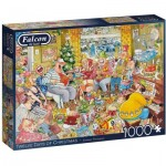 Puzzle  Jumbo-11279 Twelve Days of Christmas