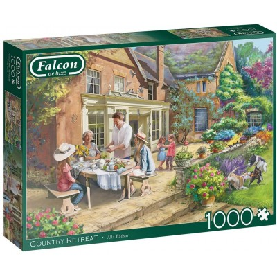 Puzzle Jumbo-11296 Country Retreat