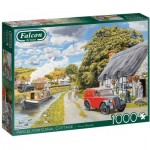 Puzzle  Jumbo-11299 Parcel for Canal Cottage