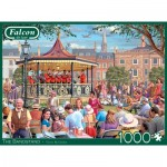 Puzzle  Jumbo-11330 The Bandstand