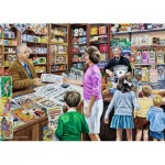Puzzle   Sweets and Newspapers