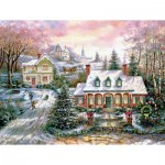 Puzzle   Carl Valente - Holiday Magic