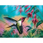 Puzzle   Cynthie Fisher - Hummingbird Haven