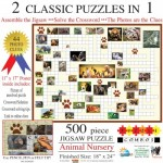 Irv Brechner - Puzzle Combo: Animal Nursery
